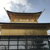 三重・京都旅行④ 雪の金閣寺の画像(4枚目)