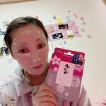 山形の日本酒を使った六歌仙.#日本酒フェイスマスク 7種類あってお肌に合わせて選べます。100パーセント純米酒粕 なので安心!.わたしが選んだのは#六歌仙!20種類以上の潤い成分、日本…のInstagram画像