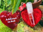 株式会社B.VALANCEさんよりVALANROSE(バランローズ)ヘアエッセンスオイル❤❤真っ赤なボトルがめっちゃ可愛い・.。* ローズオイル、椿油、アルガンオイル等18種類の植物オ…のInstagram画像