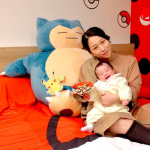 First stay of my child in Pocket Monsters room(^◇^)Pochet Monsters  Accommodation in Japan^^I ma…のInstagram画像