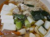 「ねぎま鍋」の画像(1枚目)