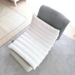 リテリー様のフリーピローをご紹介致します✩*⋆.形を自由に変えることで枕にもクッションにもなる自分好みの使い方が出来るフリーピローです♪.フリーピローの中にはポリエステル製粒綿と25m…のInstagram画像