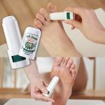 .@deonatulleデオナチュレ 薬用ソフトストーン足指👣有効成分「天然アルム石成分(焼ミョウバン)」が汗を抑えながら、雑菌の繁殖を防ぎ、ニオイ成分を中和してくれます!#デオナ…のInstagram画像