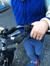 「続、自転車練習!4歳9ヶ月」の画像(5枚目)