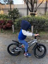 「続、自転車練習!4歳9ヶ月」の画像(3枚目)
