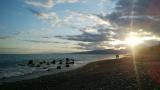 真冬の海はやっぱり寒かったの画像(2枚目)