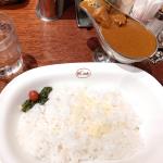 神保町Bondy🍛カレーも美味しかったし、ご飯も美味しくて完食でした😊お誘いに感謝です❤️ #クリンスイ #Cleansui #おいしいごはん #クリンスイでおいしいごはん #moni…のInstagram画像