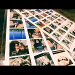 ..はじめて作ったけどすきな画像をシールにしてみた😁★今までの#旦那さん との思い出と、#母子手帳 に#エコー写真 を貼ってコメント書こうと📝♪#愛犬#愛猫 ちゃんたちも❤…のInstagram画像