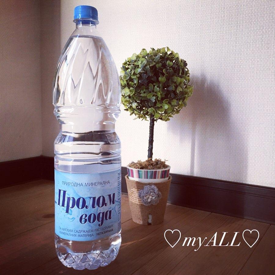 口コミ投稿:🇯🇵日本に初上陸しました!軟水の高アルカリミネラルウォーター.【Prolomvoda】プロロ…
