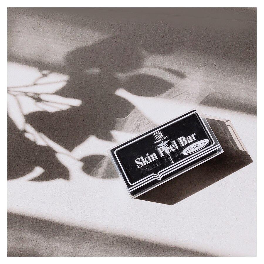 口コミ投稿:sunsorit ▷ Skin Peel Bar.美白効果のあるピーリング石鹸スキンピールバーをお試し.…