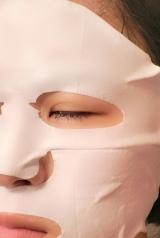 朝マスク→即つるん肌でメイクらくちん♪の画像(4枚目)