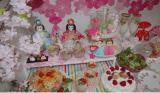 「♡100均で華やか雛祭りパーティー!〜スーパーSALEのお買い得アイテム〜(°▽°)♡」の画像(11枚目)