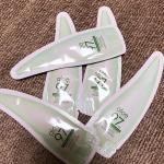 ありがたいことに再度当選しました✨.飛行機内は乾燥するということで…ちょうど小包装になってるクリームが欲しかったのでありがた〜い☺️♡.飛行機に乗る前にぬろっと!もし余裕があれば機…のInstagram画像