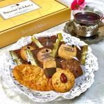 .穏やかな春の休日の午後は、メリーチョコレートさんのクッキー。フランス最高職人賞MOF監修「ザヴール ド メリー」とアールグレイでティータイム。.この「サヴール ド メリー」は、生…のInstagram画像