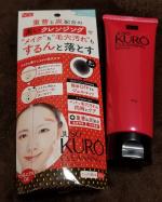 JUSO KURO CLEANSING重曹クレンジング鼻の黒ずみ毛穴が気になるー!(;∀; )ってことで、こちらです💖重曹と炭が配合されており、メイク落としと毛穴ケアに期待です(*´∀…のInstagram画像