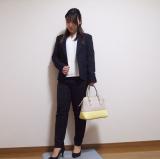 たまにはスーツcoordinate♡の画像(1枚目)
