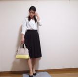 たまにはスーツcoordinate♡の画像(2枚目)