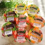 3層仕立てのジュレパルフェシリーズ を食べてみました☆安曇野食品工房株式会社のゼリーの画像(1枚目)