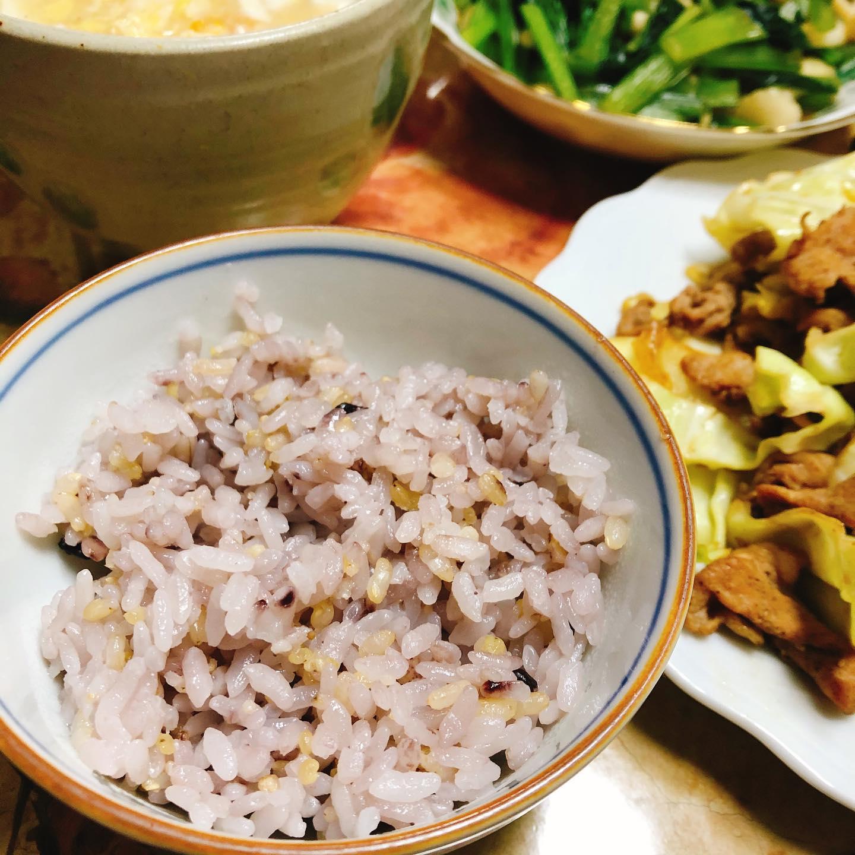 口コミ投稿:北海道産100%!ごはんに加えて炊くだけの玄米雑穀.いつものごはんも雑穀ごはんな私😊…