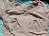 ニッセン姿勢きれい イーストレッチインナー(綿混 脇汗取りパッド付フレンチ袖タイプ)の画像(1枚目)