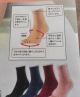 【1421】上手な歩き方!5本指ウォーキングソックスの画像(3枚目)