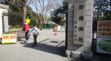 新宿御苑をお散歩の画像(1枚目)