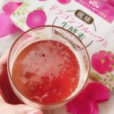 【琉球ドラゴンフルーツと生酵素】ピンクでしゅわしゅわな可愛い酵素ドリンク!の画像(5枚目)