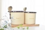 🌱ㅤㅤㅤㅤㅤㅤㅤㅤㅤㅤㅤㅤㅤSugar & Salt pot を新調しました♡ㅤㅤㅤㅤㅤㅤㅤㅤㅤㅤㅤㅤㅤシンプル可愛くてお気に入り⑅︎◡̈︎*ㅤㅤㅤㅤㅤㅤㅤㅤㅤㅤㅤㅤㅤ素焼きポ…のInstagram画像