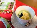朝ごはんのヨーグルトにフルーツモリンガを混ぜてフルーツヨーグルトにしたよ♡ブルーベリードライフルーツは@wakasalife_official さんの♡うちの子供達は全員ブルーベリーが…のInstagram画像