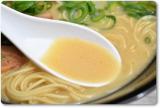 「かき醤油ラーメン とんこつしょうゆ味」の画像(14枚目)