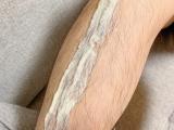 「脚と指で検証!お風呂で塗って流す除毛クリーム「プリュム インバスリムーバー」は効果あり?効果なし?」の画像(14枚目)
