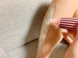 「脚と指で検証!お風呂で塗って流す除毛クリーム「プリュム インバスリムーバー」は効果あり?効果なし?」の画像(23枚目)