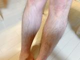 「脚と指で検証!お風呂で塗って流す除毛クリーム「プリュム インバスリムーバー」は効果あり?効果なし?」の画像(4枚目)