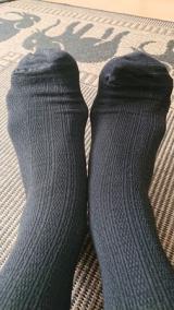 見た目は普通の靴下!医療用弾性ストッキングVENOFLEX ヴェノフレックス   毎日が小冒険 ♪ - 楽天ブログの画像(5枚目)