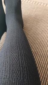 見た目は普通の靴下!医療用弾性ストッキングVENOFLEX ヴェノフレックス   毎日が小冒険 ♪ - 楽天ブログの画像(6枚目)
