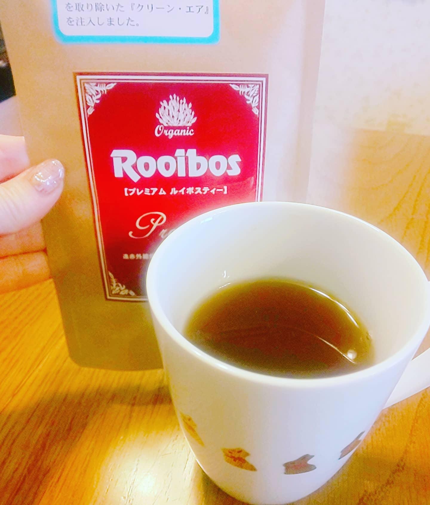 口コミ投稿:#タイガールイボスティー  #ルイボスティー#発酵  独特の芳醇な香りで  #癒されるこ…