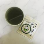 とても濃いのに、苦味がなく美味しかったです!濃いお茶が好きな方におすすめです🍵#こいまろ茶 #緑茶 #宇治田原製茶場 #monipla #chanoma_fanのInstagram画像