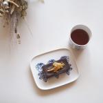 ルル メリー ショコラテリーヌ 「オランジュ」.#おうちカフェ を楽しもう❤︎.自分へのご褒美❤︎@marychocolate.jp のショコラテリーヌ❤︎.濃厚なチョ…のInstagram画像