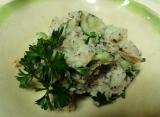 「海の精 紅玉ねりシソでポテトサラダ」の画像(4枚目)