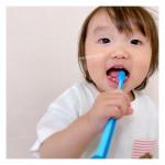 𓂃 ˚‧ 𓆸⁑ .スイス生まれの歯ブラシ𓍯*#クラプロックス子供用歯ブラシ #クラキッズCK4260は、0歳から6歳用のもので持ち手は握りやすい形で独立します⋆*✩⑅◡̈⃝…のInstagram画像