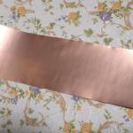 株式会社UACJ製箔さんの「どこでも抗菌銅シール」を使ってみました♪厚みや質感は家庭用のアルミホイルに少し似ている感じで、とっても薄くて軽いです。裏面が粘着層のシール状になっていて、リメイ…のInstagram画像