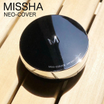..MISSHA ミシャ M  クッション ファンデーションネオカバー光をまとう透明肌✨😄4月22日日本限定 新発売🎉No.21 明る…のInstagram画像