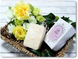 口コミ記事「職人さんの手作り薔薇はちみつ石鹸」の画像