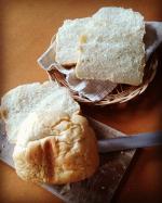 最近の我が家朝ごはんのパンはホームベーカリーに焼き上げまでおまかせ朝食の食パンに手軽に栄養プラスはとむぎの濃縮エキスを加えてみましたビタミン補給ナイアシン、パントテ…のInstagram画像