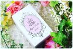 とってもお洒落でかわいらしい石鹸 麗凍化粧品さんの薔薇はちみつ石鹸 使ってみました♡120g  2800円(税別) お肌の潤いを守りながら心地よく洗い上げる天然…のInstagram画像