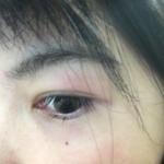 睫毛育毛をしています#バンビウィンク #まついく #まついくサプリ #monipla #orthocorp_fanのInstagram画像
