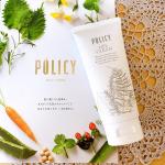 ・・@policy_cosmetics ポリシー ゲルクリーン愛用しています。90g / 5,000 円(税抜) 「素肌に良いものだけを使い良くないものは使わない」…のInstagram画像