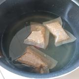 「 いずもなでしこ  のどぐろスープでうどん」の画像(3枚目)