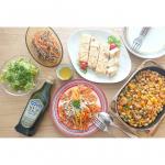 💖#オリーブオイルのある食卓 💖GOYAエキストラバージンオリーブオイル フルーティ で、いつもの食事を手軽にランクアップ😁・スパニッシュオムレツ・蒸し大豆とパプリカのグリル・きん…のInstagram画像