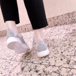 𝚂𝚑𝚘𝚎𝚜 🐾ㅤㅤㅤㅤㅤㅤㅤㅤㅤㅤㅤㅤㅤㅤㅤㅤㅤㅤㅤㅤㅤㅤㅤㅤㅤㅤ超軽量!靴下感覚で履けるニットスニーカー!一度調節すればひもをほどかなくてもスポッと履けます😆シンプルなデザイ…のInstagram画像